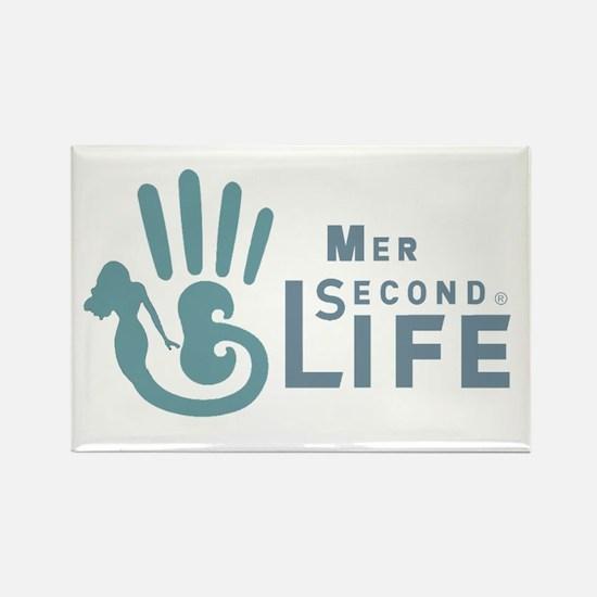 Mer Life Female Magnets