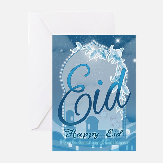Eid Card, Happy And Joyous Eid (Pk of 20)