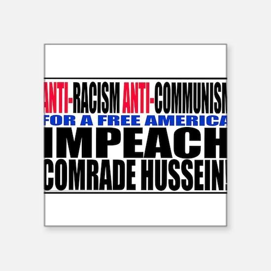 FREE AMERICA Sticker