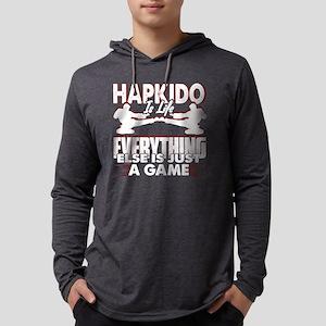 HAPKIDO IS LIFE SHIRT Mens Hooded Shirt