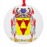 Bool Round Ornament