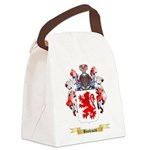 Bookman Canvas Lunch Bag