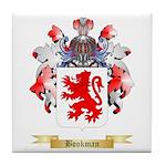 Bookman Tile Coaster
