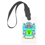 Booker Large Luggage Tag