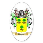 Boogaart Sticker (Oval)