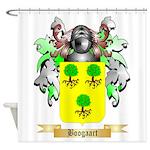 Boogaart Shower Curtain