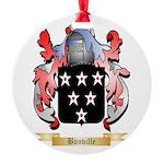 Bonville Round Ornament