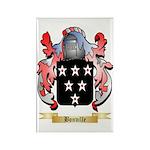 Bonville Rectangle Magnet (100 pack)