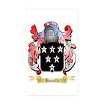Bonville Sticker (Rectangle 10 pk)