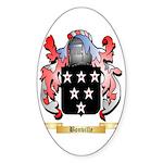 Bonville Sticker (Oval 50 pk)