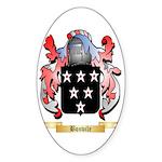 Bonvile Sticker (Oval)