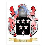 Bonvile Small Poster