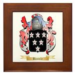 Bonvile Framed Tile