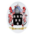 Bonvile Ornament (Oval)