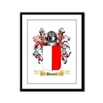 Bonucci Framed Panel Print