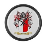 Bonucci Large Wall Clock