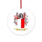 Bonucci Ornament (Round)