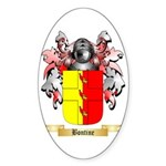 Bontine Sticker (Oval 10 pk)