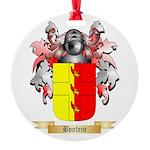 Bontein Round Ornament