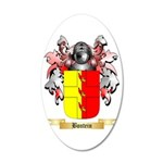 Bontein 35x21 Oval Wall Decal