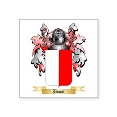 Bonot Square Sticker 3
