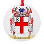 Bonomi Round Ornament