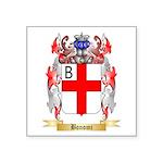 Bonomi Square Sticker 3