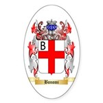 Bonomi Sticker (Oval)