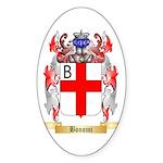 Bonomi Sticker (Oval 50 pk)