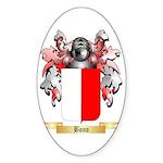 Bono Sticker (Oval 50 pk)