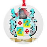 Bono 2 Round Ornament