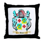 Bono 2 Throw Pillow