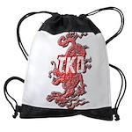 TKD Dragon Drawstring Bag