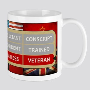 Fearless Veteran Mug