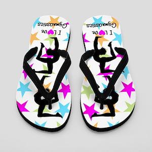 STAR GYMNAST Flip Flops