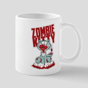 Zombie Kitty Mug