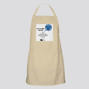 You Are What You Eat! Apron