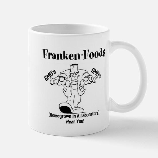 Franken-Foods Homegrown In A Lab Near You Mug