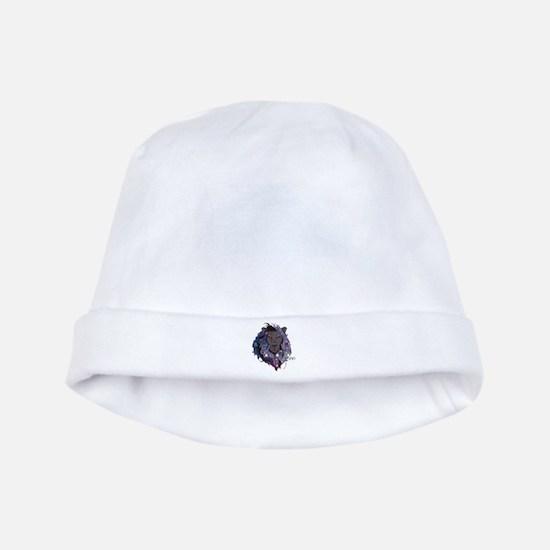 Starlight Leo baby hat