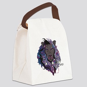 Starlight Leo Canvas Lunch Bag
