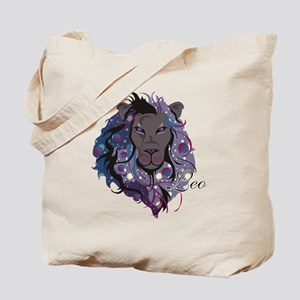 Starlight Leo Tote Bag