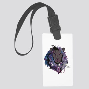 Starlight Leo Large Luggage Tag