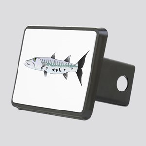 Great Barracuda fish Hitch Cover