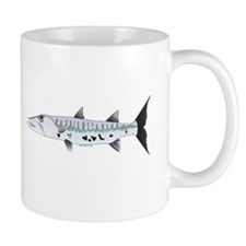 Great Barracuda fish Mug
