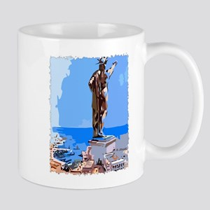 Colossus of Rhodes Mug
