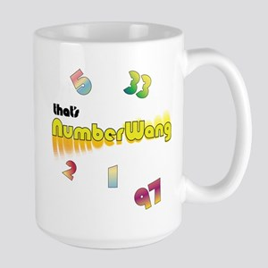 numberwan Mug