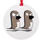 Jim and Terry Ornament
