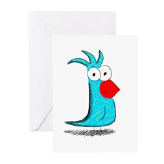 Exotic Greeting Cards (Pk of 10)