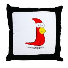 Darryl Throw Pillow