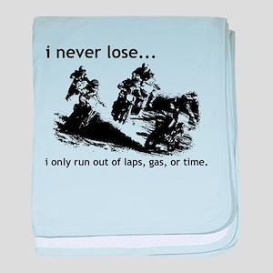 I Never Lose Dirt Bike Motocross Funny T-Shirt bab